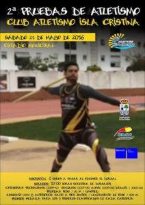 II Pruebas de Atletismo C.A. Isla Cristina