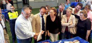 El sector pesquero de Isla Cristina urge a la consejera andaluza a publicar la orden de los Grupos de Desarrollo