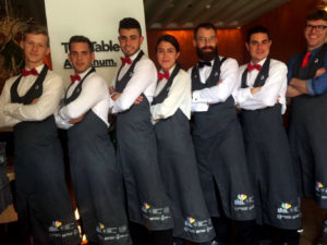 La mojama de Isla Cristina en el 'The Table by' de Madrid