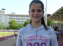 Andrea Moya García «Atleta con Tesón»