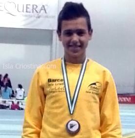 Antonio Puerto García «Atleta con Buen Rumbo»