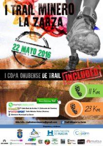 Helder Silva y Marta Quiñones ganan el I Trail Minero de La Zarza