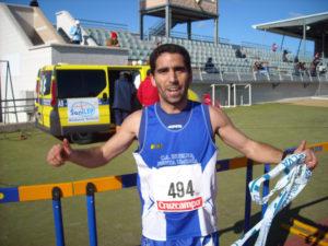Los Atletas Onubenses Relevantes en Sevilla