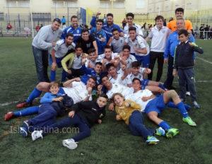 Buen Derbi de Liga Nacional Juvenil entre el Punta del Caimán VS Recreativo de Huelva