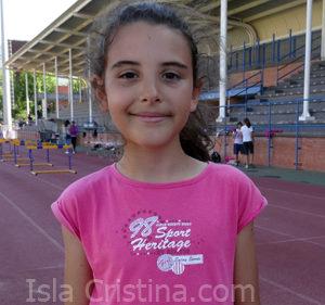 Miranda Vázquez Cobos «Atleta Dinámica»