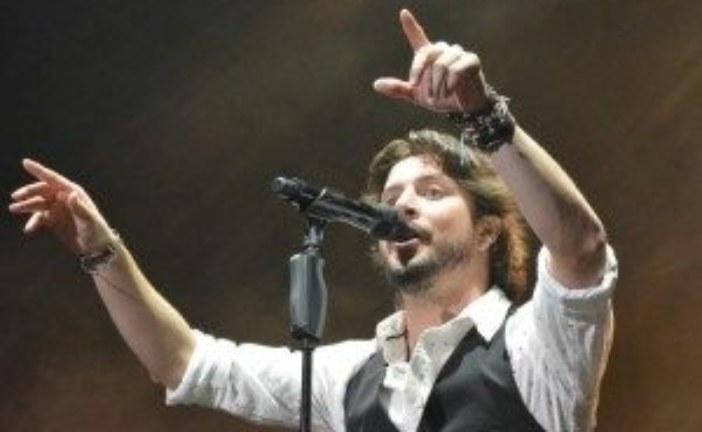El cantante isleño Manuel Carrasco conquistó Salamanca