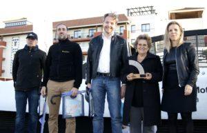 Isla Cristina, punto de partida de la III Rura BMW 'Punta a Punta'