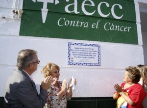 Inaugurada la sede social de la Junta Local de la AECC de Isla Cristina