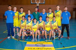 El CB Isla Cristina, clasificado para el Andaluz infantil de baloncesto