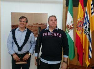 125 años de la línea férrea Zafra-Huelva en la Galería de Arte Pintora Charo Olías