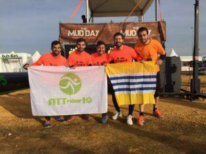 Atletas Isleños Participan en la Reebok Spartan Race