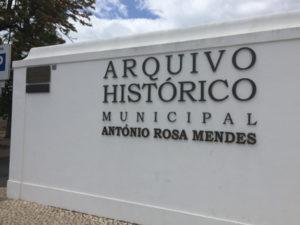 Agustín Ponce asiste a la clausura de las III Jornadas de Historia del Bajo Guadiana