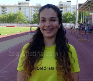 Inas Alaoui Mhammed «Atleta con Futuro Medallista»