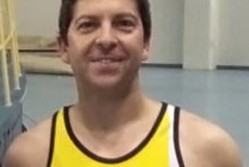 """Juan José González Cardoso """"Atleta por el Metal"""""""