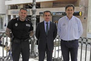 El Stair Race del Europeo de Policías y Bomberos de Huelva se va a Torre Sevilla de la mano de Caixabank