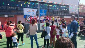 Se clausuran en Isla Cristina las Escuelas Deportivas Municipales