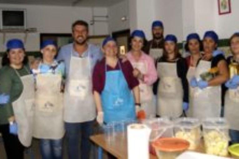 El CEIP Sebastián Urbano Vázquez acogió el comienzo de la Campaña de los Desayunos Saludables en los centros escolares isleños