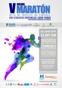 V Media Maratón Ruta de Hoteles de Cartaya