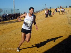 Miguel Beltrán «Bronce Absoluto y Plata M35 con España» en el Medio Maratón Europeo Veterano