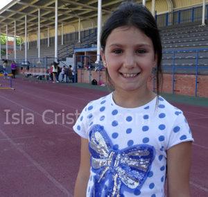María Silva Araujo «Atleta por Alcanzar una Final»