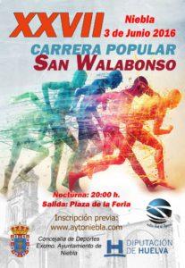 Niebla Celebra la XXVII Carrera Popular San Walabonso