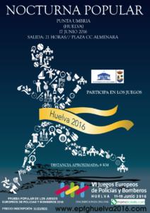 Carrera Nocturna EPFG – Punta Umbría