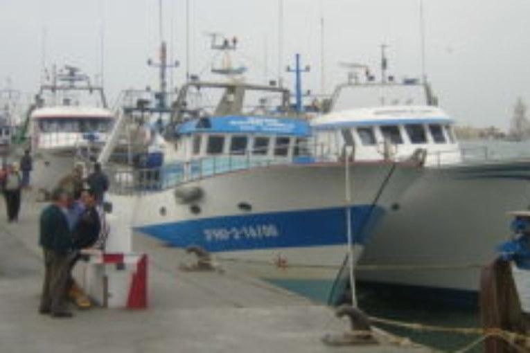 El 80% la flota de Isla Cristina sale a faenar