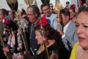 Isla Cristina se Postró Ante la Virgen del Rocío