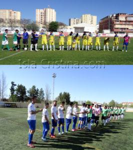 Castigos en la última jornada en Primera Andaluza y en Segunda
