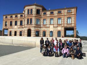 La provincia de Huelva muestra su diversidad a la prensa nacional especializada en viajes