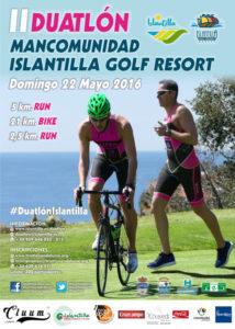 cartel-ii-duatlc3b3n-mancomunidad-islantilla-golf-resort