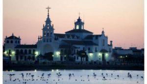 El Rocío protagoniza una tarjeta prepagada de Correos con una fotografía del isleño Manuel Estévez Moreno