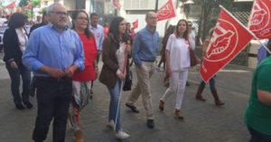 """El PSOE señala que """"los socialistas no vamos a cejar en el empeño de conseguir un Plan Especial de Empleo para nuestra tierra"""""""