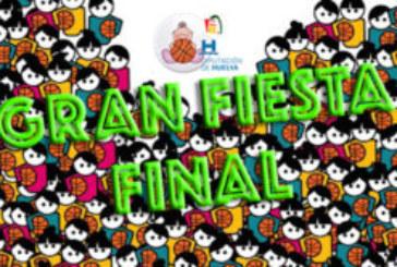 Gran Fiesta Final PREMINI y BABY 2015/2016 en Mazagón