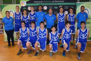 El CB Isla Cristina y Los Maristas, pierden el primer partido de la fase final de Clubes andaluces en La Línea de la Concepción