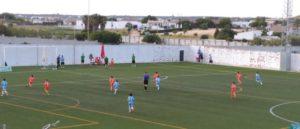 Comenzó con gran éxito el XIV Campeonato de Andalucía benjamín de fútbol 7