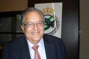 Eduardo Herrera, reelegido presidente de la RFAF