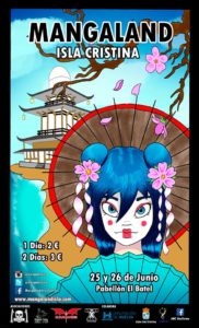 Isla Cristina acoge este fin de semana el III Salón del Manga, Cómic y Videojuegos 'MangaLand'
