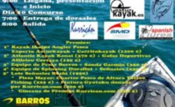 Pekayakisla organiza el IV Torneo Ciudad de Isla Cristina