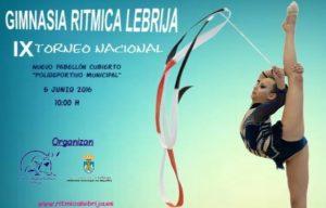 El Club de Gimnasia Rítmica la Higuerita compite entre los mejores de Andalucía