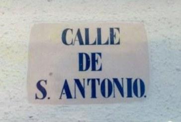 Isla Cristina expone un expediente de 1864 sobre la subasta para la primera rotulación de las calles