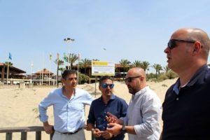 200.000 Euros de inversión para la reparación de los daños causados en Islantilla
