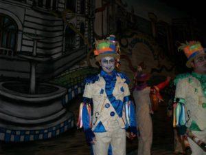 Manuel González (El Tubito) pregonero del Carnaval 2017 de Isla Cristina