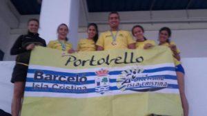Oro y Plata para el atletismo isleño en el Campeonato de Andalucía Sub 23