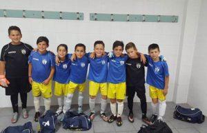 La Cantera Futbolera Isleña en la «Andalucía Football Cup»