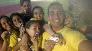 Los atletas isleños traen nueve medallas del andaluz Sub 20