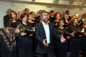 Guillermo Orozco con el Coro de Huelva clausura el ciclo de Conciertos Líricos de Fundación Caja Rural del Sur