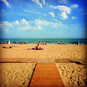 Blogueros de viajes de toda España se reúnen en un 'blogtrip' en Isla Cristina