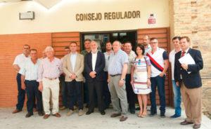 La Junta de Andalucía confía en situar los productos de Huelva en la primera línea
