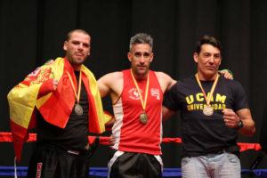 Dos platas y un bronce para la delegación onubense en los Juegos de Policías y Bomberos